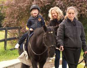Special Needs Horse Riding Lessons